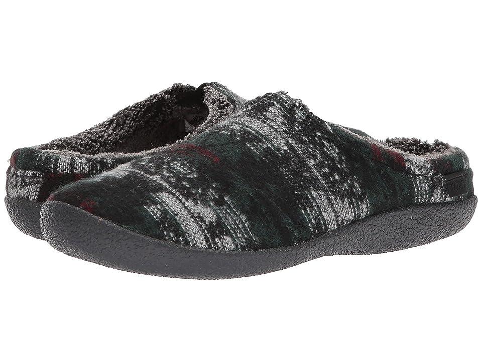 TOMS Berkeley Slipper (Forest Tribal Wool) Men