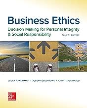 Best business ethics hartman desjardins Reviews