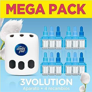 Recambio de ambientador para conectar Ambi Pur 3 Volution, 20 ml, paquete de 2 unidades, de la marca Ambi Pur: Amazon.es: Bricolaje y herramientas