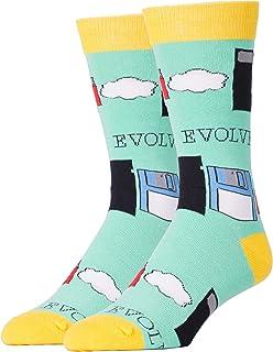 Oooh Yeah Socks ! - Mens Crew - Evolve