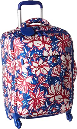 "Blooming Summer 21"" Carry-On Spinner"