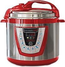 10-in-1 PressurePro 6 Qt Pressure Cooker – Multi-Use Programmable Pressure Cooker,..