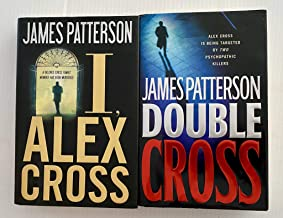 2 Books! 1) I, Alex Cross 2) Double Cross