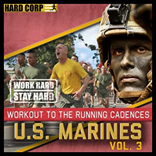 us marine running cadence