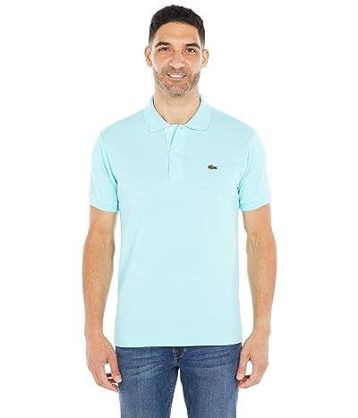 Lacoste L1212 Classic Pique Polo Shirt (Pond) Men
