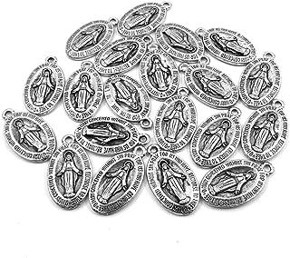 Set of Twenty (20) Pewter Miraculous Medals