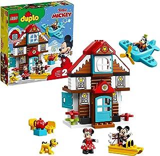 LEGO®-DUPLO® Disney™ La maison de vacances de Mickey Fille et Garçon 2 Ans et Plus,..