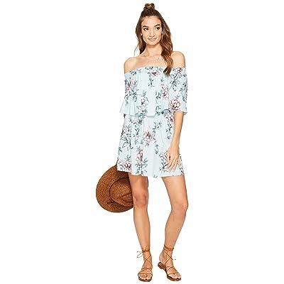 Show Me Your Mumu Casita Mini Dress (Wildflower Breeze) Women