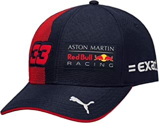 Red Bull Racing Max Verstappen Driver Flatcap, Youth One Size - Original Merchandise