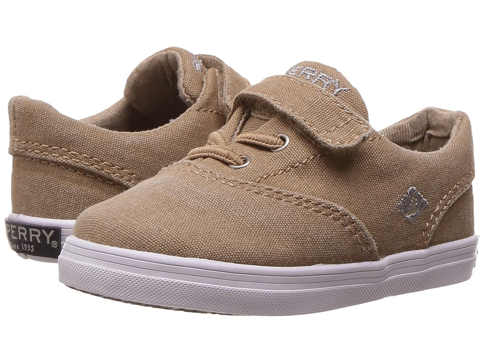 Sperry Kids Wahoo Crib (Infant/Toddler)Atmospheric grades have affordable shoes