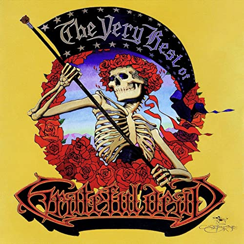 The Very Best of the Grateful Dead by The Grateful Dead on Amazon ...
