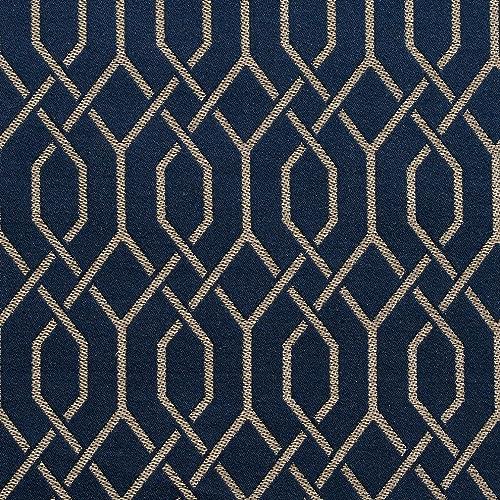 Geometric Pattern Upholstery Fabric Amazon Com