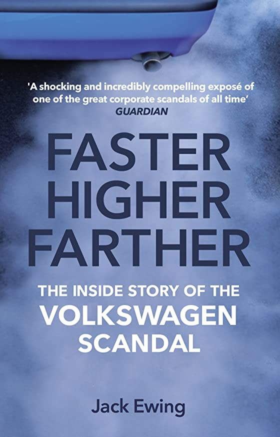 壁紙既にお祝いFaster, Higher, Farther: The Inside Story of the Volkswagen Scandal (English Edition)