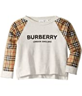 Burberry Kids - Esther Sweatshirt (Little Kids/Big Kids)