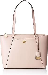Women's Medium Maddie Leather Top-Handle Bag Tote