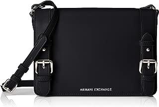 A X Armani Exchange Medium Bag, Nero-Black 94