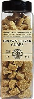 India Tree Brown Sugar Cubes, Pantry Pak, 1lb