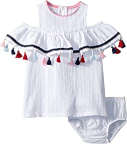 Tassel Dress and Bloomer Two-Piece Set (Infant)