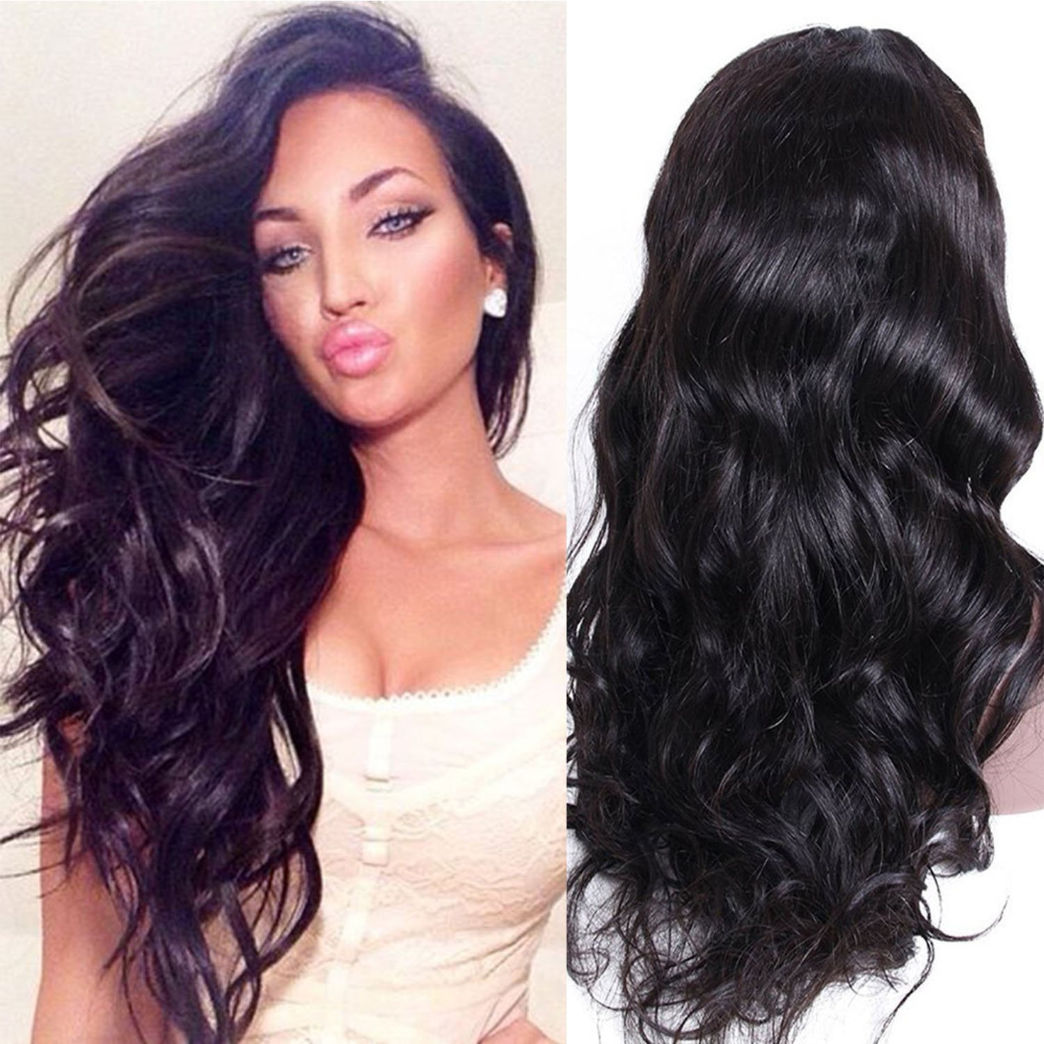 Premier Wig Body Wave Silk Opening large release sale Top Wigs Lace Now free shipping Front Glueless Brazilia
