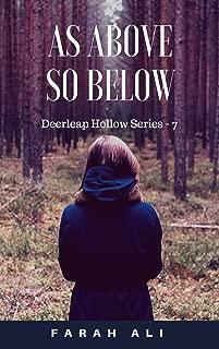 As Above So Below (Deerleap Hollow Series Book #7)