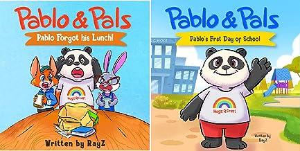 Pablo & Pals Children's Book Series (2 Book Series)