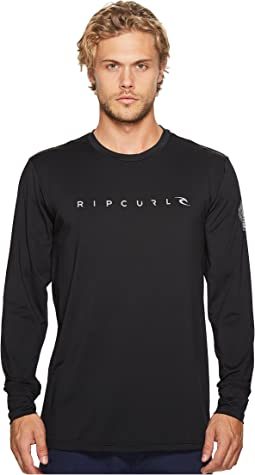 Rip Curl Dawn Patrol Surf Tee Long Sleeve