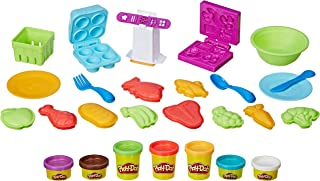 Play-Doh E1936 Kitchen Creations Grocery Goodies Brown