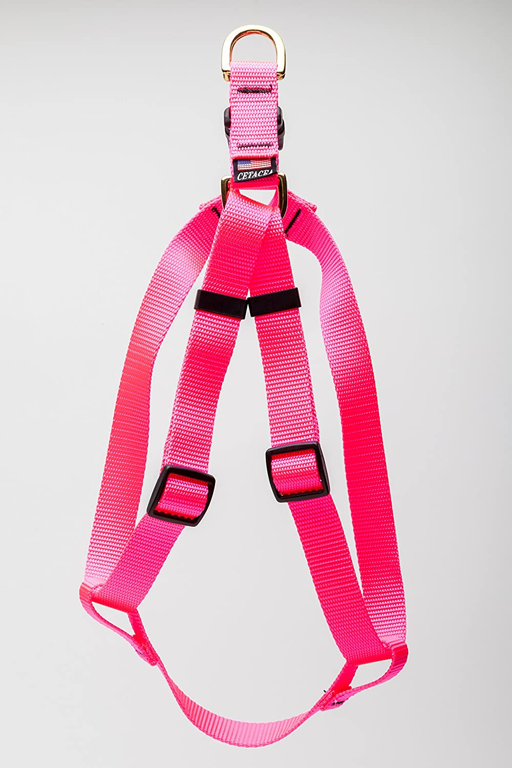 Cetacea Stepin Dog Harness  Pink Size XSmall