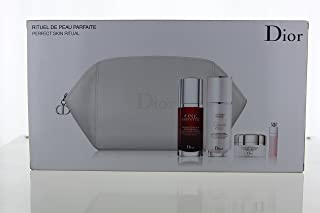 Dior Capture Totale Perfect Skin Ritual Set 5pc Set (One Essential 30ml, Capture Totale 15ml, Capture Totale Dream Skin 30...