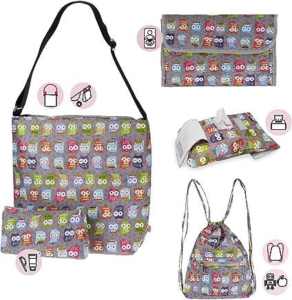 Amazon.es: bolso tous - Carritos, sillas de paseo y accesorios: Bebé
