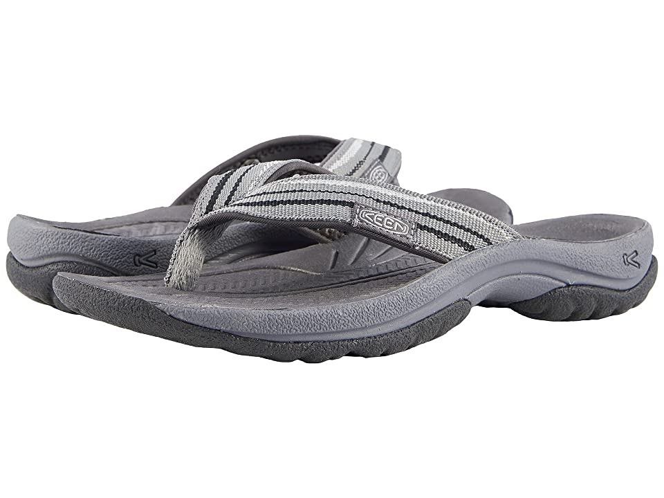 Keen Kona Flip (Steel Grey/Black) Women