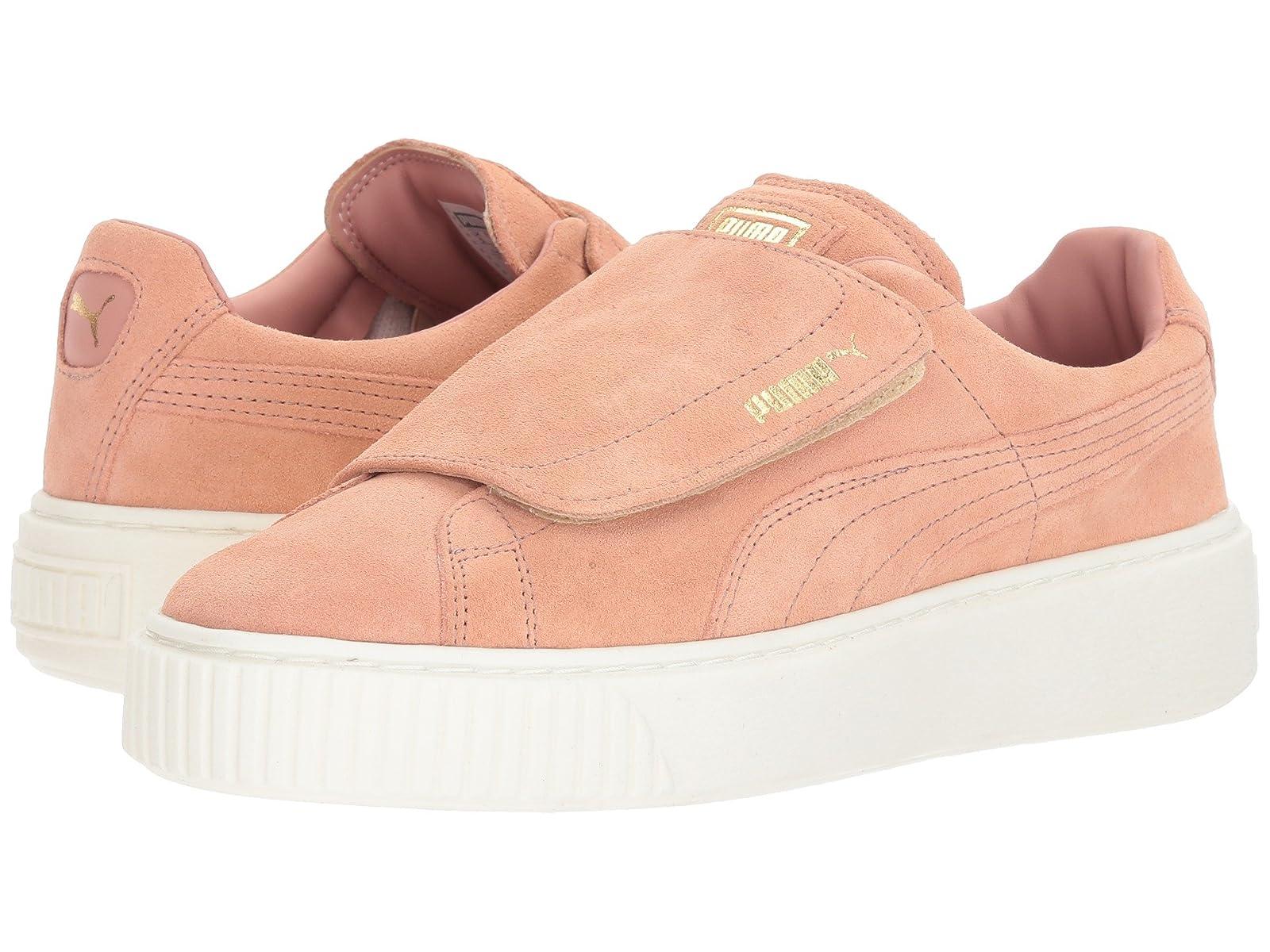 PUMA Suede Platform StrapCheap and distinctive eye-catching shoes