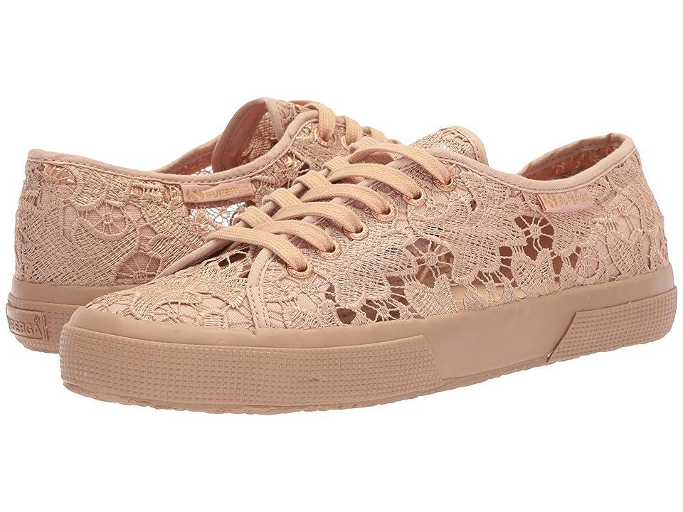 Superga 2750 Lace Sneaker (Blush) Women