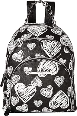Triple Zip Backpack