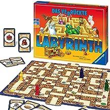 Ravensburger Familienspiel Das verrückte Labyrinth, Kinder- und Gesellschaftsspiel, für Kinder und Erwachsene, 2-4 Spieler...