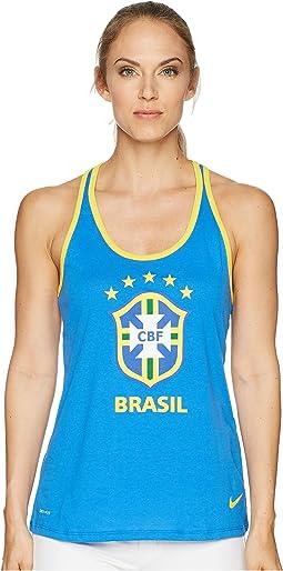 CBF Brasil Crest Dry Tank Top