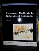 Research Methods for Behavioral Sciences, Custom Edition