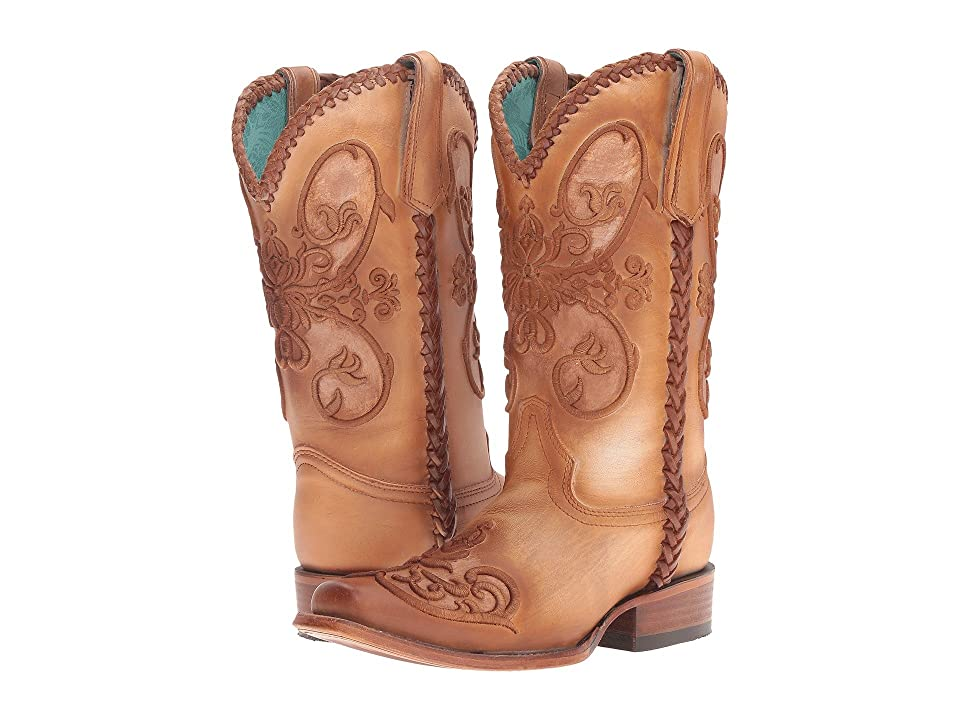 Corral Boots C2980 (Tan) Women