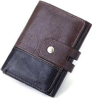 Card Package,Credit Card Holder Men Wallet Business Card Holder Card Case Coffee