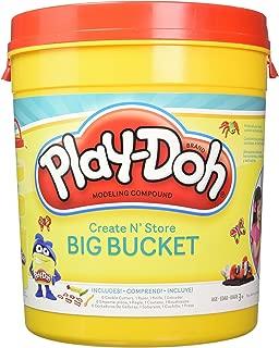 Play-Doh Create N' Store Big Bucket