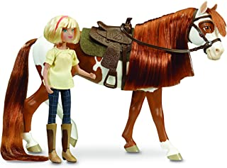 Breyer Spirit Riding Free-Boomerang & Abigail Toy Gift Set