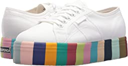 2790 Cot 14 Colorsfoxingw Platform Sneaker
