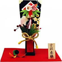 大阪 長生堂 羽子板 正月飾り 初正月 和ごころはねつき オリジナル木札サービス付(別送)