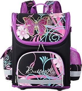 "Jasmine Star 15"" New Semester Children EVA Fashion Kids' Satchel School Backpack, Black"