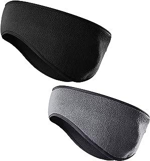 Fleece Ear Warmers/Ear Bands/Headband/Ear Muffs for Men,Women,Kids for Winter Running Skiing Cycling Workout