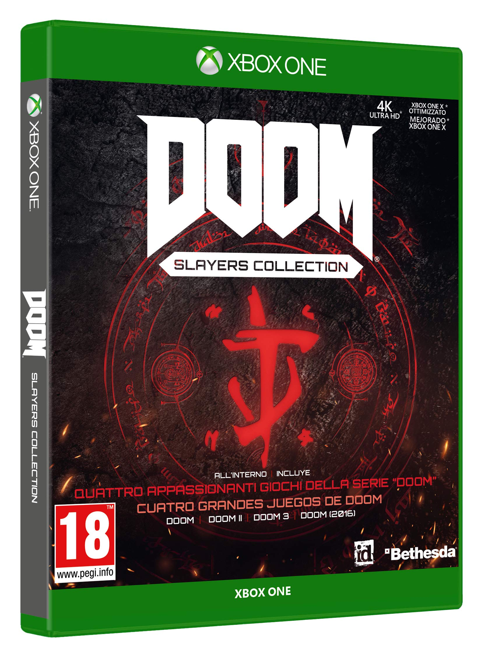 Doom Slayers Collection - Xbox One: Amazon.es: Videojuegos