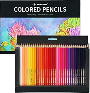 Colored Pencils 72colors Artist Quality-Coloring Book Colored Pencil Set for adults and Children