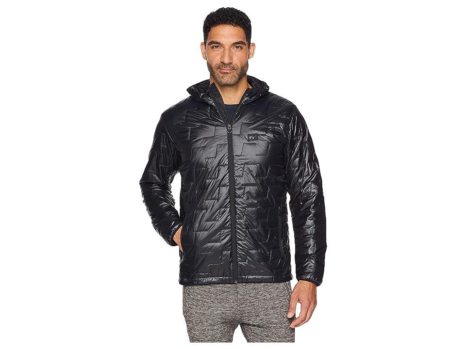Helly Hansen Lifaloft Hooded Insulator Jacket (Black) Men
