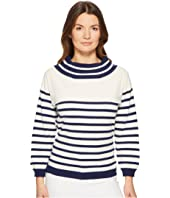FUZZI - Stripe Sweater