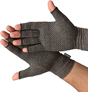 comprar comparacion Medipaq - Guantes Anti-Artritis (Par) – Ofrecen Calor Y Compresión Para Ayudar A Aumentar La Circulación Reduciendo El Dol...